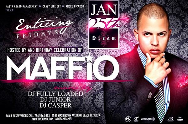 Maffio birthday Party in Miami